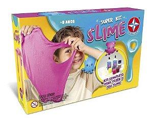 Super Kit Slime - Fábrica de Slime - Original - Estrela