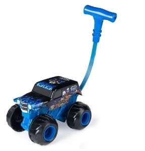 Carro Monster Jam - Spin Rippers - Escala 1:43 - Sunny