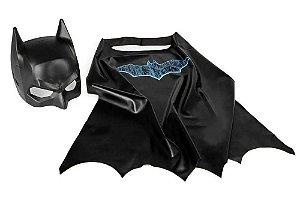 Batman - Máscara E Capa - Fantasia Batman DC - Sunny
