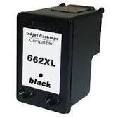 Cartucho de Tinta HP 662 xl Preto | Compatível 11ml