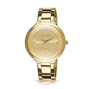 Relógio Technos St.Moritz Feminino Analógico - 2035IIA/4X - Dourado