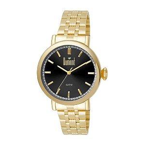 Relógio Dumont Feminino Berlim DU2035LSY/4P Dourado