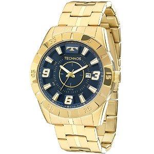Relógio Technos Masculino Racer 2115KYZ/4A dourado