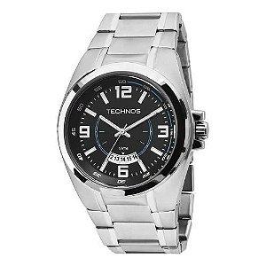 Relógio Masculino Technos  Casual 2115ksy/1a Prata
