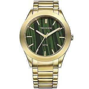 Relógio Technos Feminino Elegance Stone Collection 2033ae/4v