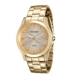 Relógio Feminino Analógico Mondaine 78709LPMVDA1
