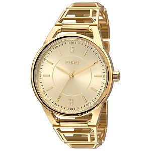 Relógio Feminino Euro Analógico Dourado - Eu2035yeq/4d