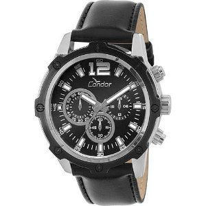 Relógio Masculino Condor Cronógrafo  Covd54ac/3p