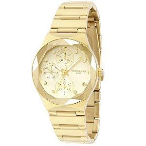 Relógio Feminino Technos Elegance Crystal 6p27dq/4x