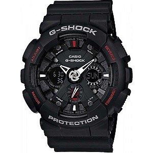 Relógio G-Shock Masculino GA-120-1ADR