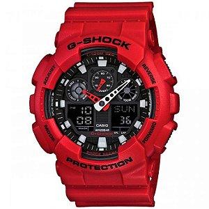 Relógio Casio G-Shock GA-100B-4ADRU