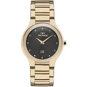 Relógio Technos Feminino Slin 1l22wi4p