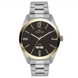 Relógio Technos Masculino 2115mnv1p