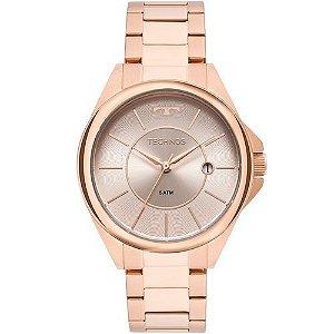 Relógio Technos Feminino Rosé 2115mop4c