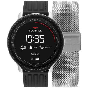 Relógio Technos Smartwatch Connect ID L5ab/4p
