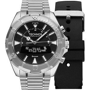 Relógio Technos Masculino Connect Scaa/1p Smartwatch Touch