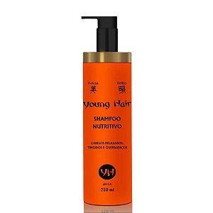 Afrodite Shampoo Nutritivo 750ml