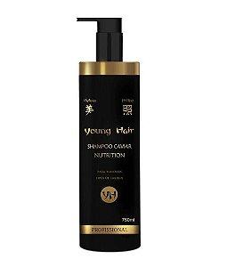 Caviar Nutrition Shampoo 750ml - Linha Profissional