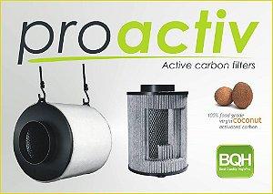 Filtro de Carvão ProActiv 100mm/250m³