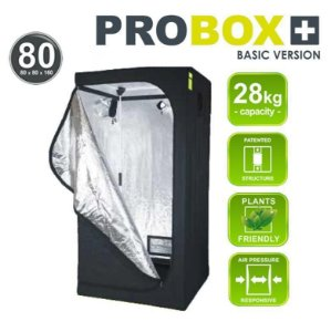 Estufa ProBox Basic 80