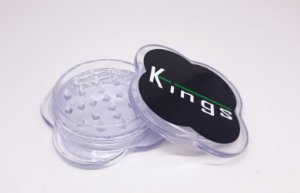 TRITURADOR KINGS G TRANSPARENTE