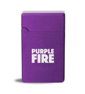 Isqueiro Purple Fire Roxo