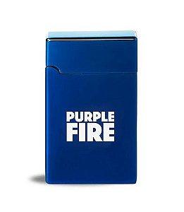 Isqueiro Purple Fire Azul