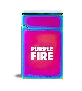 Isqueiro Purple Fire Furta Cor