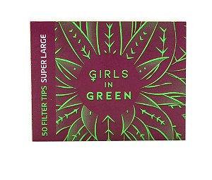 Piteira Bem Bolado Girls In Green Rosa