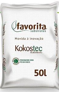 Kit 2x Substrato Inerte Fibra de Coco Kokostec