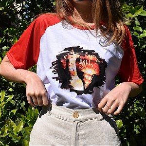 Camiseta Aurora Modulante (coleção Três Vidas)