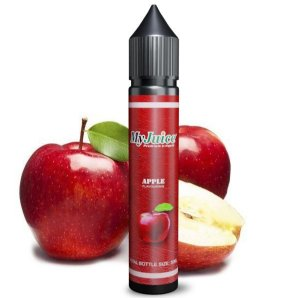MY JUICE - Sabor APPLE - Frasco de 30ml