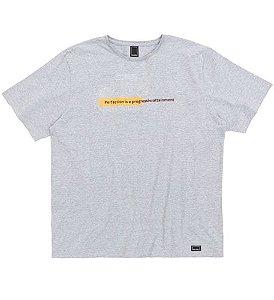 Camiseta Plus Size na cor Mescla