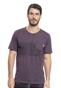 Camiseta Masculina  Listras Horizontais
