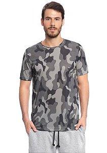Camiseta Masculina Esportiva com modelagem fitness