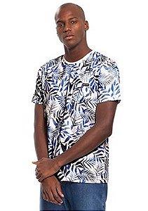 Camiseta Masculina com Estampa Full Print