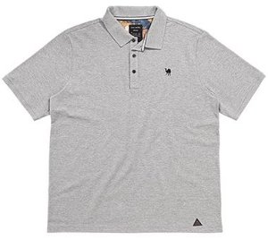 Camisa Polo Plus Size Masculina com Bordado