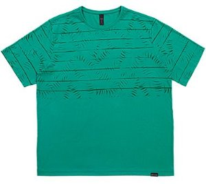 Camiseta Plus Size Masculina com Estampa