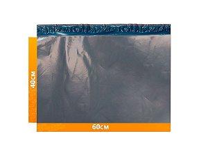 Envelope Plástico Express com Lacre de Segurança  - Cinza 60x40cm | 60 x 40 cm