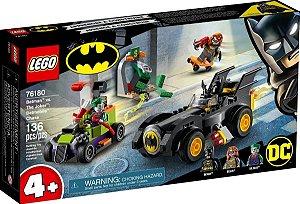 Lego Batman - Batman Vs Coringa: Perseguição De Batmóvel - 136 peças - LEGO
