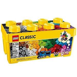 Lego Classic - Caixa Média Peças Criativas - 484 peças - LEGO