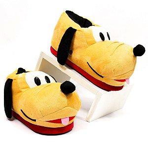 Pantufa Pluto - 36/38 - Zona Criativa
