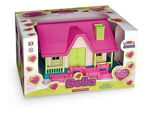 Casinha de Boneca - Bella Casinha - Usual Brinquedos