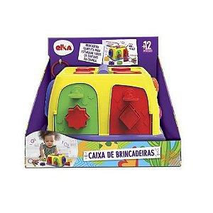 Caixa de Brincadeiras - Elka
