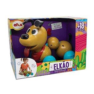 Cachorrinho Elkão - Quer Passear - Elka