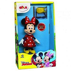 Boneca Minnie - Disney Junior - Elka