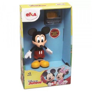 Boneco Mickey Mouse - Disney Junior - Elka