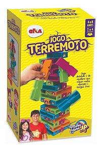 Jogo Terremoto - Maria Clara e JP - Elka