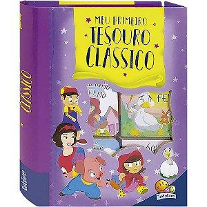 Box de Histórias Infantis - Meu Primeiro Tesouro Clássico - Todo Livro