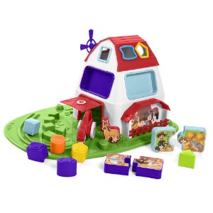 Fazendinha - Brinquedo Educativo - Calesita Tateti